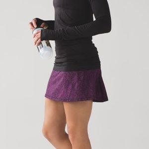 Lululemon Circuit Breaker Skirt size 8